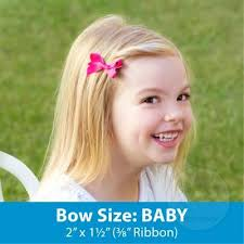 wee ones hair bows wee ones wee ones baby classic grosgrain hair bow knot wrap 2 x