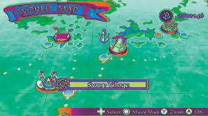 One Piece World Map One Piece Romance Dawn U2013 Announced For Nintendo 3ds Pixel