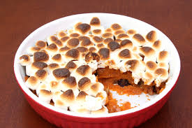 traditional sweet potato casserole recipe
