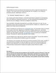Breach Of Employment Contract Letter Sle 13 employee termination letter sles templates free word pdf