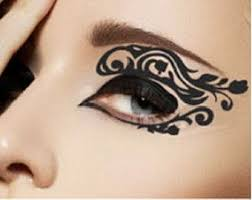 19 best temporary eye tattoos images on up looks