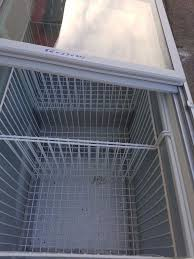 glass door chest freezer commercial ice cream display chest freezer sliding glass door
