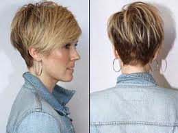 front and back view of short haircuts short hairstyles back view worldbizdata com