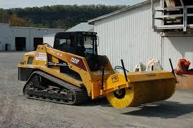 skid steer rental zartman construction