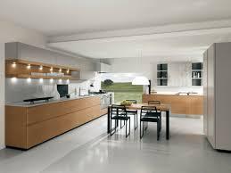 cuisine bois et blanc cuisine bicolore bois et blanc en photo