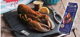 cuisiner homard vivant homard américain cru cuisine et océan
