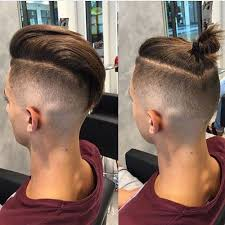 man bun short sides 22 best men s hairstyle images on pinterest man s hairstyle hair