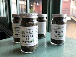 herbes cuisine culinary all things lavender