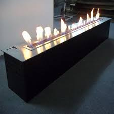 Bio Ethanol Fireplace Insert by Remote Controlled Automatic Insert Ethanol Fireplace Burner Af180