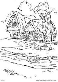 dwarfs coloring disney coloring pages snow white