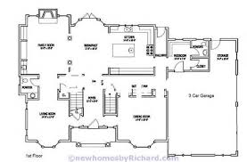 historic homes floor plans valine
