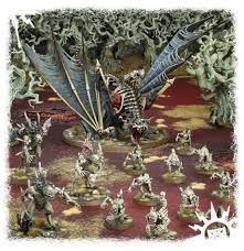 start collecting flesh eater courts games workshop webstore