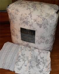 Ralph Lauren Comforter Queen Ralph Lauren Savannah Floral Cream U0026 Grey King Comforter Set New