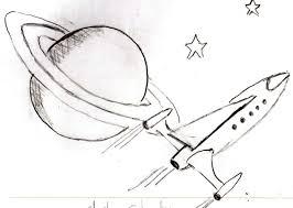 staniless steel rat u2013 beyond saturn one sketch a day