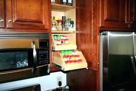 under cabinet spice rack spice organizer for cabinet in cabinet spice storage under cabinet