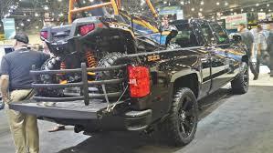 chevy concept truck chevy silverado polaris ace concept rocks sema the newsroom