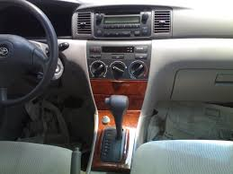 toyota 2006 le tokunbo 2006 toyota corolla le price n1 7m only autos nigeria