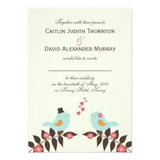Wedding Invitations Kerry 283 Best Love Bird Wedding Invitations Images On Pinterest
