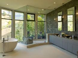 Perfect Modern Master Bathroom Shower Cool Tile Design With Built - Modern master bathroom designs
