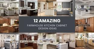kitchen cabinet design ideas amazing farmhouse kitchen cabinet ideas and designs