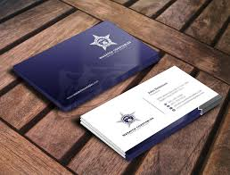 business card and stationary for progressive enforcement agency