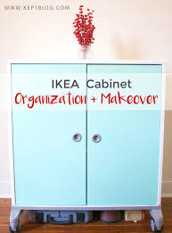 Can You Paint Ikea Furniture by Ikea Cabinet Organization Makeover How To Paint Ikea Furniture