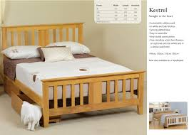 Single Wood Bed Frame Gere Wooden Double Bed Frame By Sweet Dreams