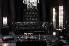 chambre baroque noir et chambre moderne noir et blanc excellent amnagement dcoration