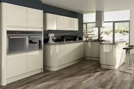modern kitchen oven modern minimalist open kitchen design with dark hardwood floor
