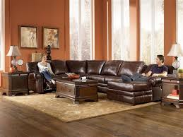 Leather Sectional Recliner Sofa by 23 Best Leather Sectional Images On Pinterest Leather Sectionals