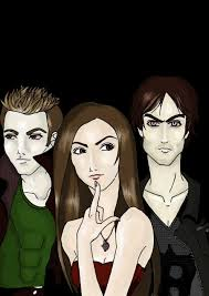 the vampire diaries 40 pieces of fan art and a new interview with
