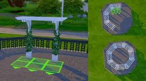 Sims 3 Awning How To Create An Awesome Patio In The Sims 4