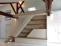 escalier garde corps verre gerriet galerie escaliers deco