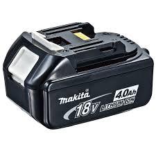 makita bl1840 196399 0 18 volt 4ah lithium ion battery u2013 tradefix