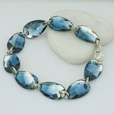 blue crystal bracelet swarovski images Bracelets bangles swarovski elements collections jpg