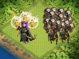 clash of clans archer queen clash of clans clash of clans gems and generators on pinterest