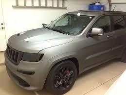 jeep srt matte black pictures only please page 16 jeep garage jeep forum