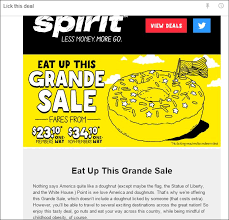 how spirit airlines unbundled and kept to the