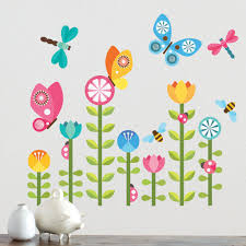 Butterfly Wall Decals For Nursery by Walldecals Com