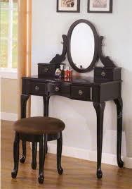 Makeup Vanity Jewelry Armoire Impressive Jewelry And Makeup Vanity Table With Amazon Black