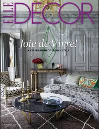 Interior Design Magazine Subscriptions by Elle Decor Magazine Subscription Discount Magazines Com