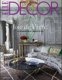 Home Decoration Magazines Elle Decor Magazine Subscription Discount Magazines Com