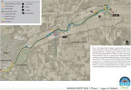 Cardinal Greenway Map The Paper Proudly Serving Wabash County Since 1977