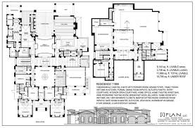 House Plans With A Courtyard Floor Plans