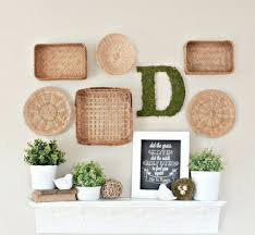 Easter Wall Decorations Ideas by 19 Fantastic Easter Fireplace Mantle Decorating Ideas Founterior