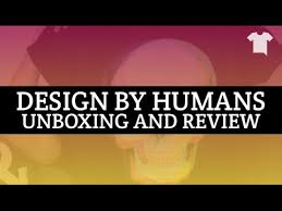 design by humans canada design by humans t shirt unboxing and review youtube