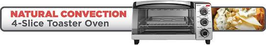 What Is The Best Toaster Oven To Purchase Black Decker 4 Slice Toaster Oven Natural Convection To1755sb
