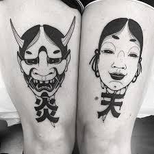 hannya tattoo u2013 all things tattoo