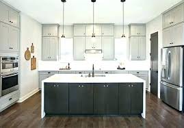 two color kitchen cabinet ideas kitchen cabinet 2 colors what is the most popular kitchen cabinet