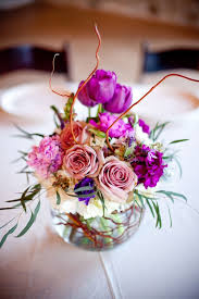 Flower Centerpieces For Wedding - 127 best bubble bowl wedding arrangements images on pinterest